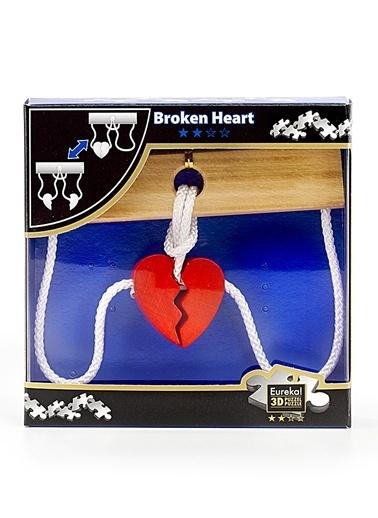 Eureka Eureka Entertainig Puzzle Broken Heart Renkli